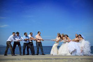 החתונה שלי על הים