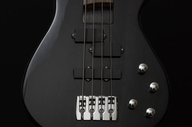 5 גיטרות בס מפורסמות