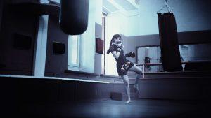 אימון שק איגרוף