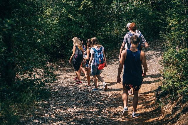 טיול שטח עם המשפחה