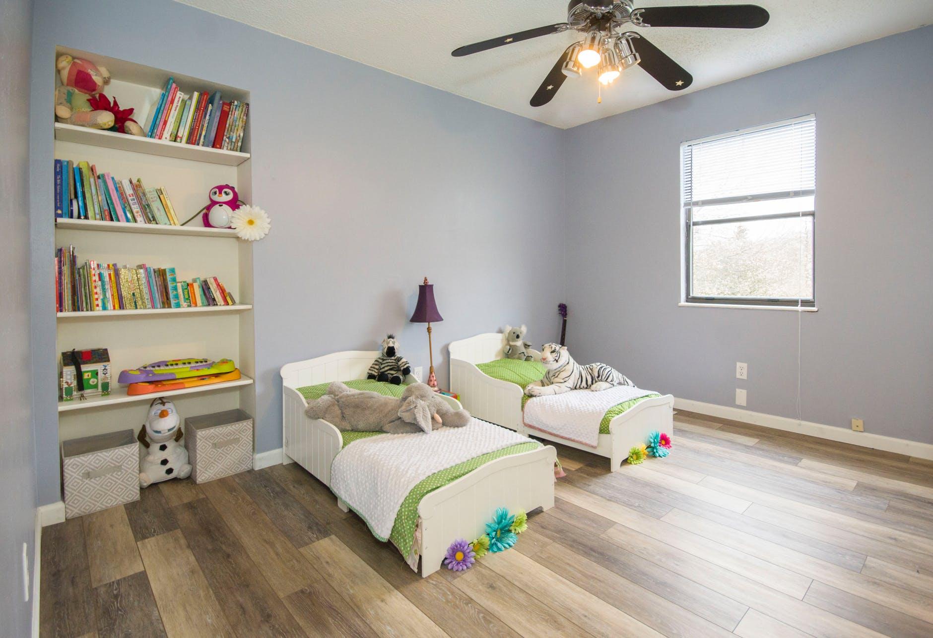 טיפים לעיצוב חדר ילדים מושלם