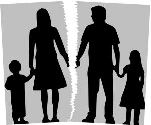לחייב את הילדים להיפגש עם האבא לאחר גירושים