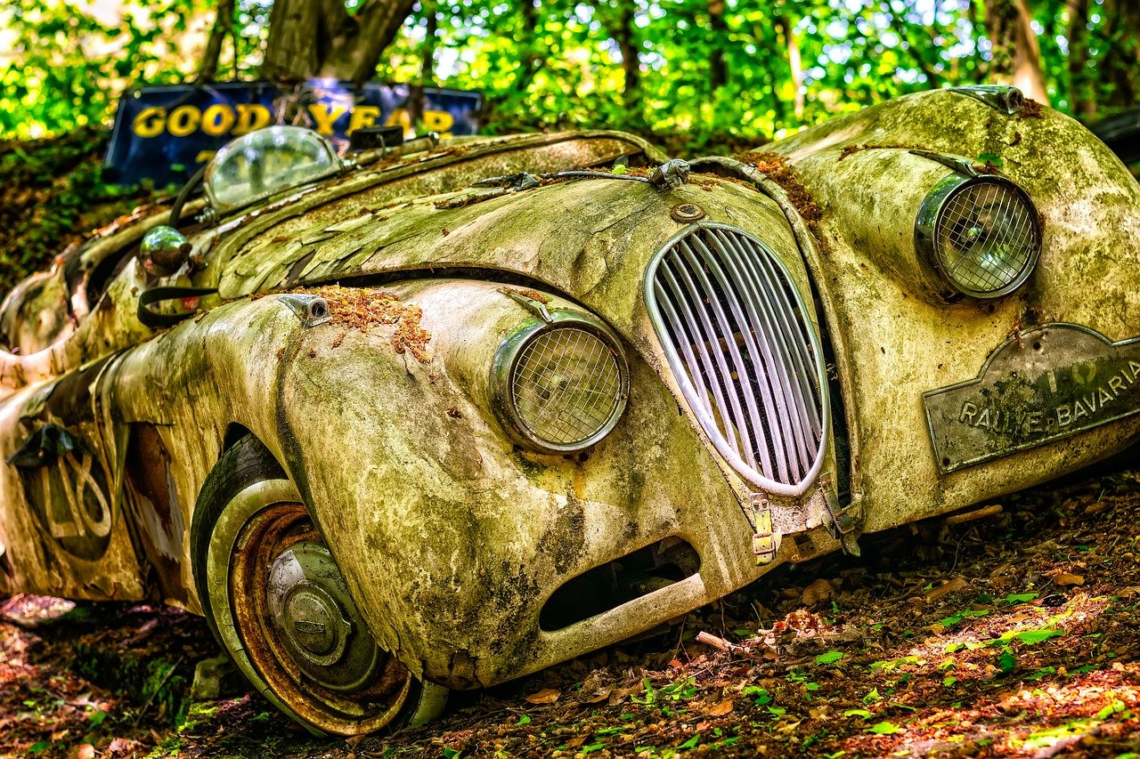 באילו מקרים שווה למכור את הרכב למי שקונה רכבים לפירוק?