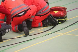 first aid course in Israel